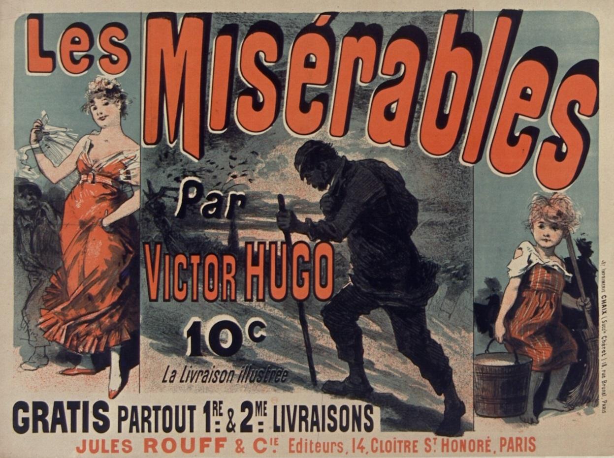 Cheret, Jules - Les Miserables
