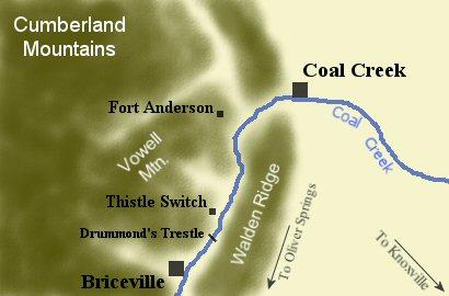 Coal Creek War Wikipedia