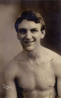 Freddie Welsh (1886-1927), Lightweight boxing ...