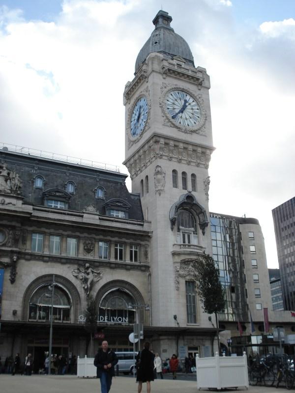 File Gare De Lyon Clock Tower