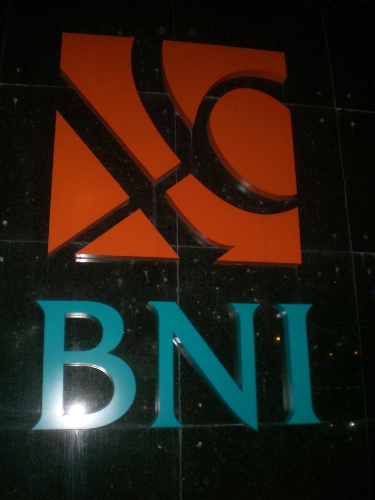 Bank Bni Logo : File:HK, Admiralty, Night, Finance, Centre, Negara, Indonesia, BNI.JPG, Wikimedia, Commons