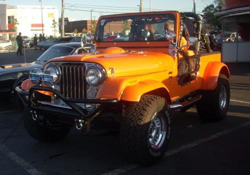 small resolution of file jeep cj convertible orange julep jpg