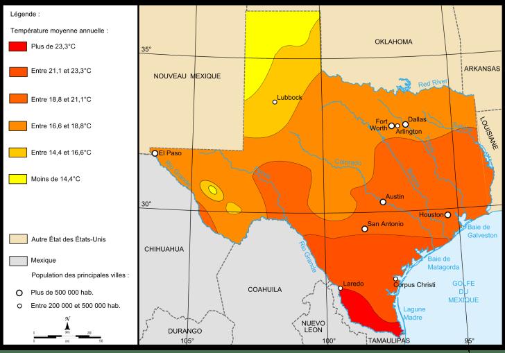 Average Temperatures In Austin Texas