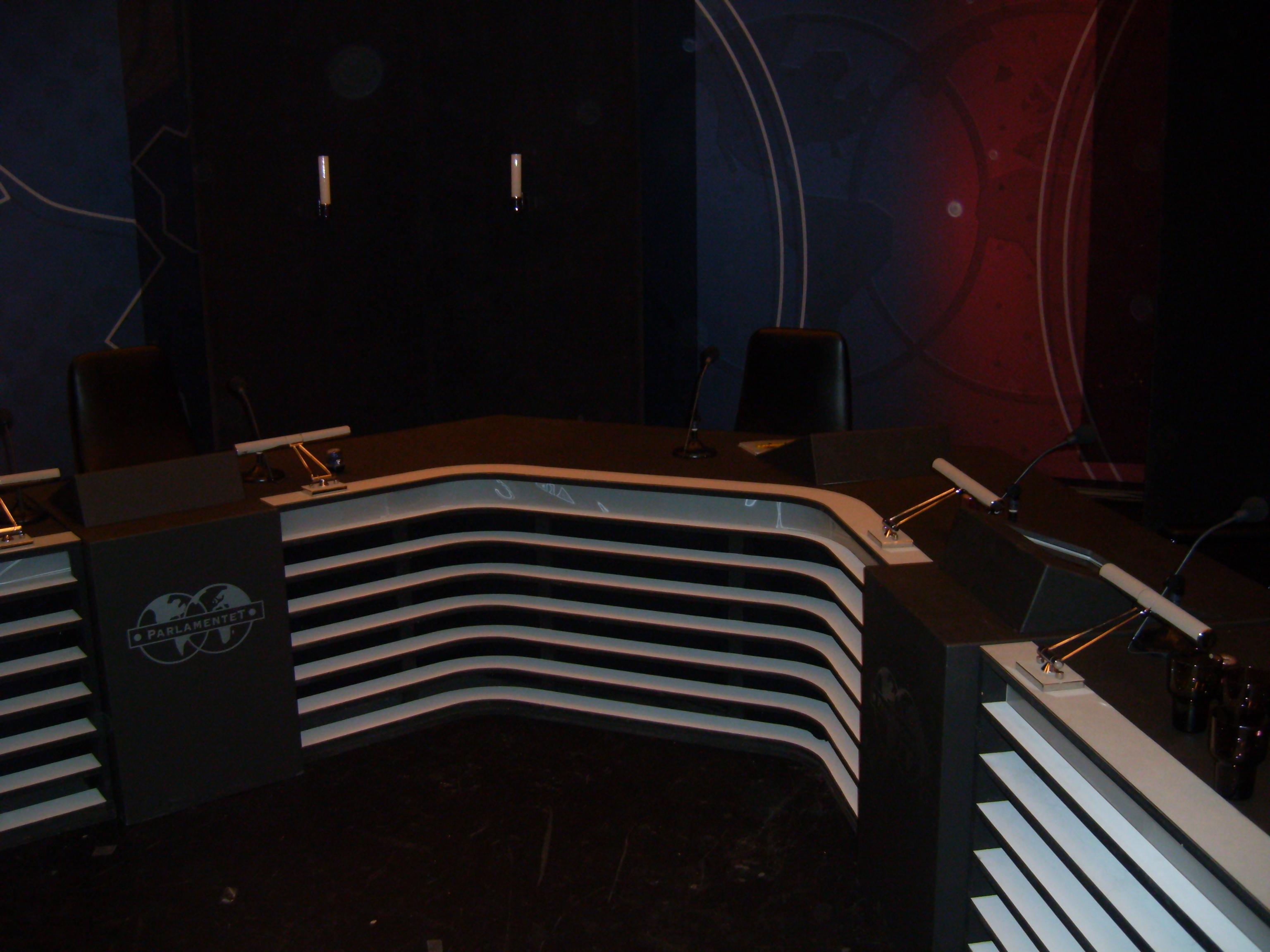 Parlamentet-studion