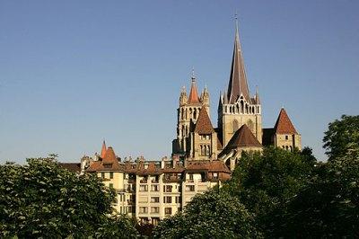 Catedral Protestante de Lausanne