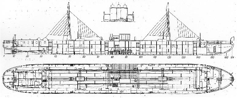 File:River tanker Vandal (mechanical drawings, 1903).png