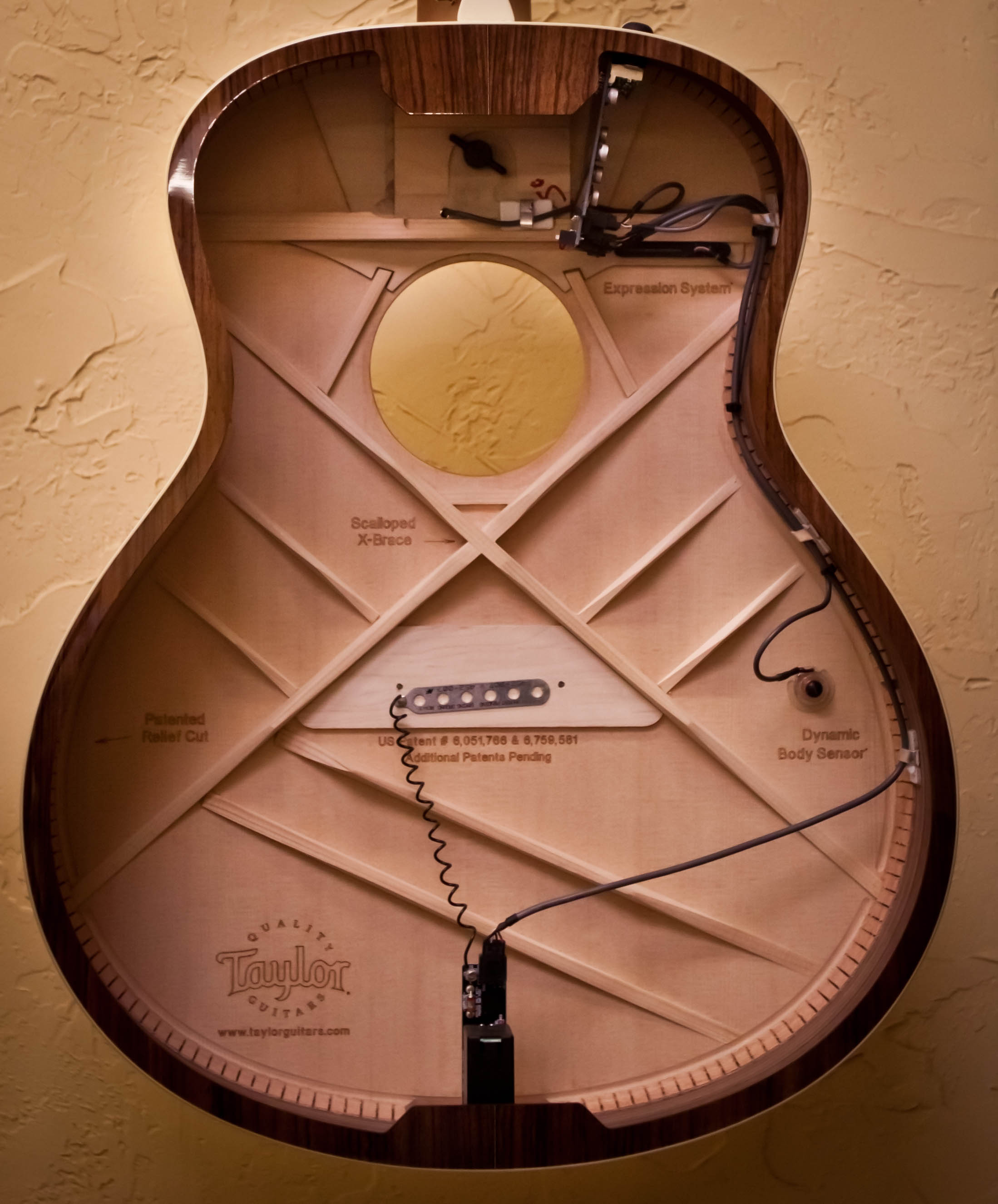 Taylor Guitar Wiring Diagram File Taylor Guitar Insides Taylor Guitar Factory Tour