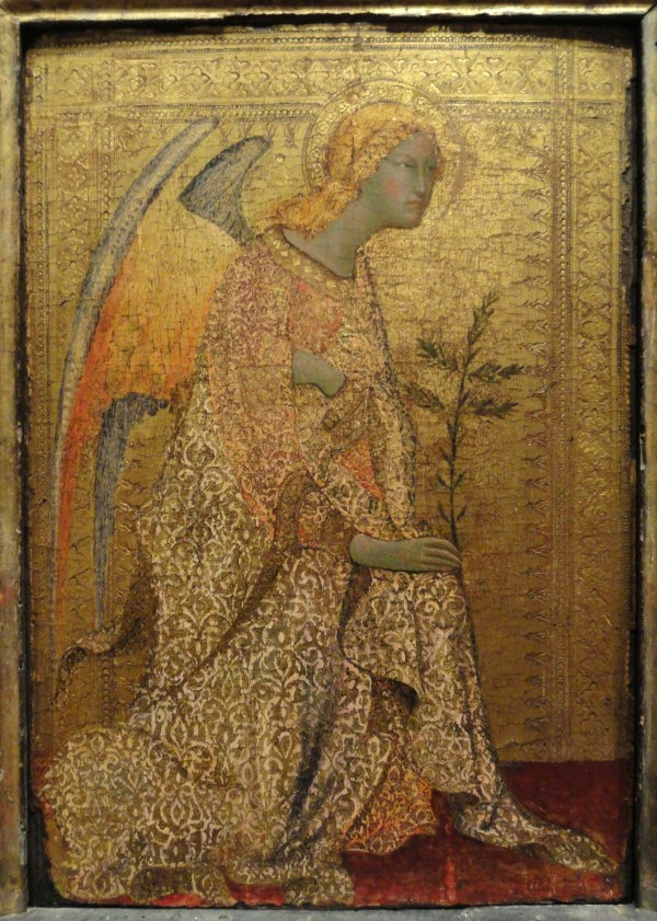 File Angel Of Annunciation Simone Martini