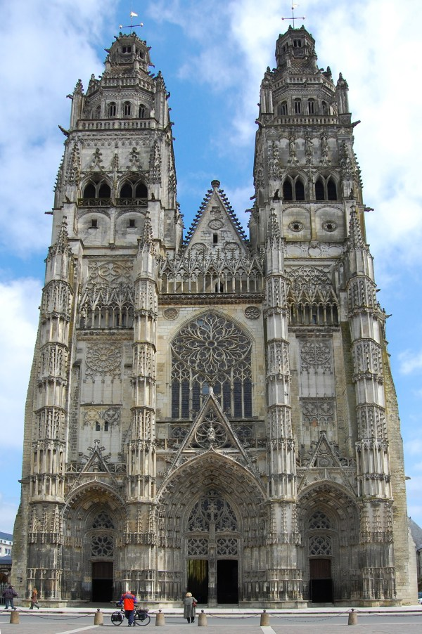 Gothic Cathedral Architecture Design