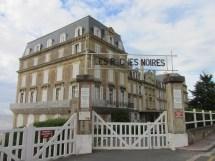 File Trouville-sur-mer Hotel Des Roches Noires - Panneau