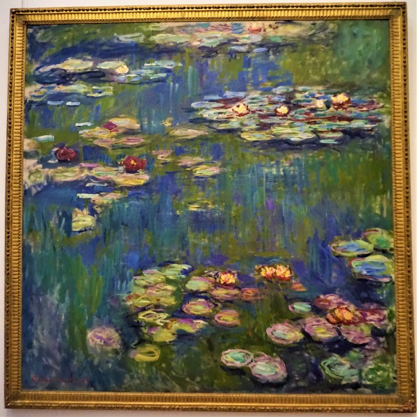 """File """"water Lilies"""" Claude Monet - Joy Of Museums"""