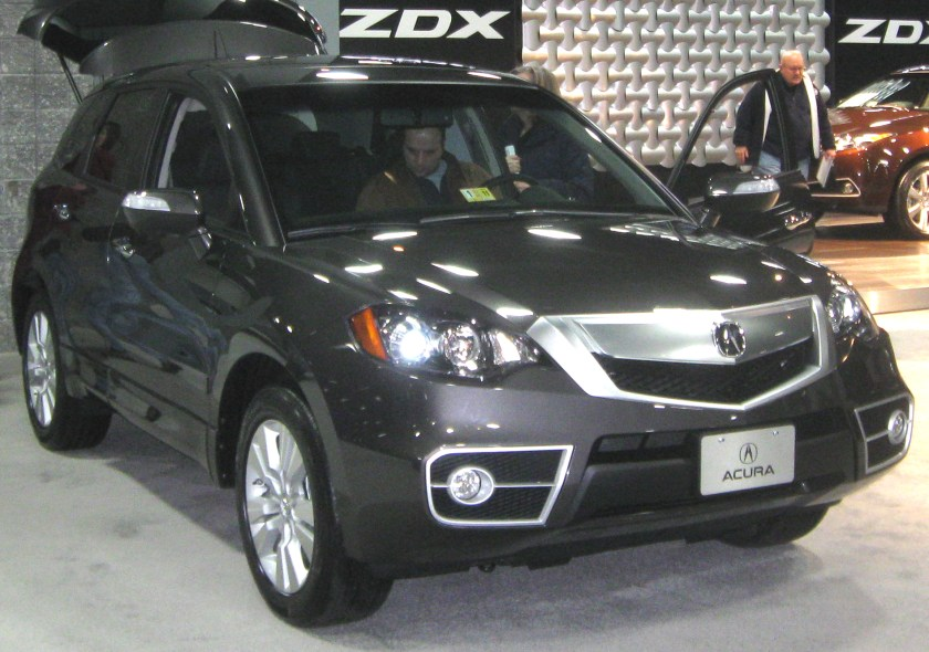 Image result for 2010 acura rdx