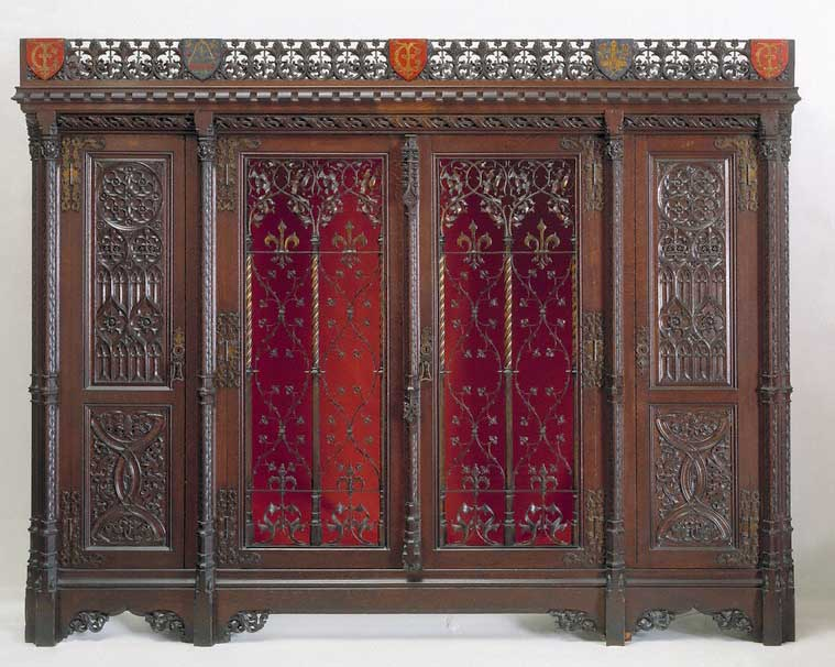 Armoire Augustus Welby Northmore Pugin  Wikipedia