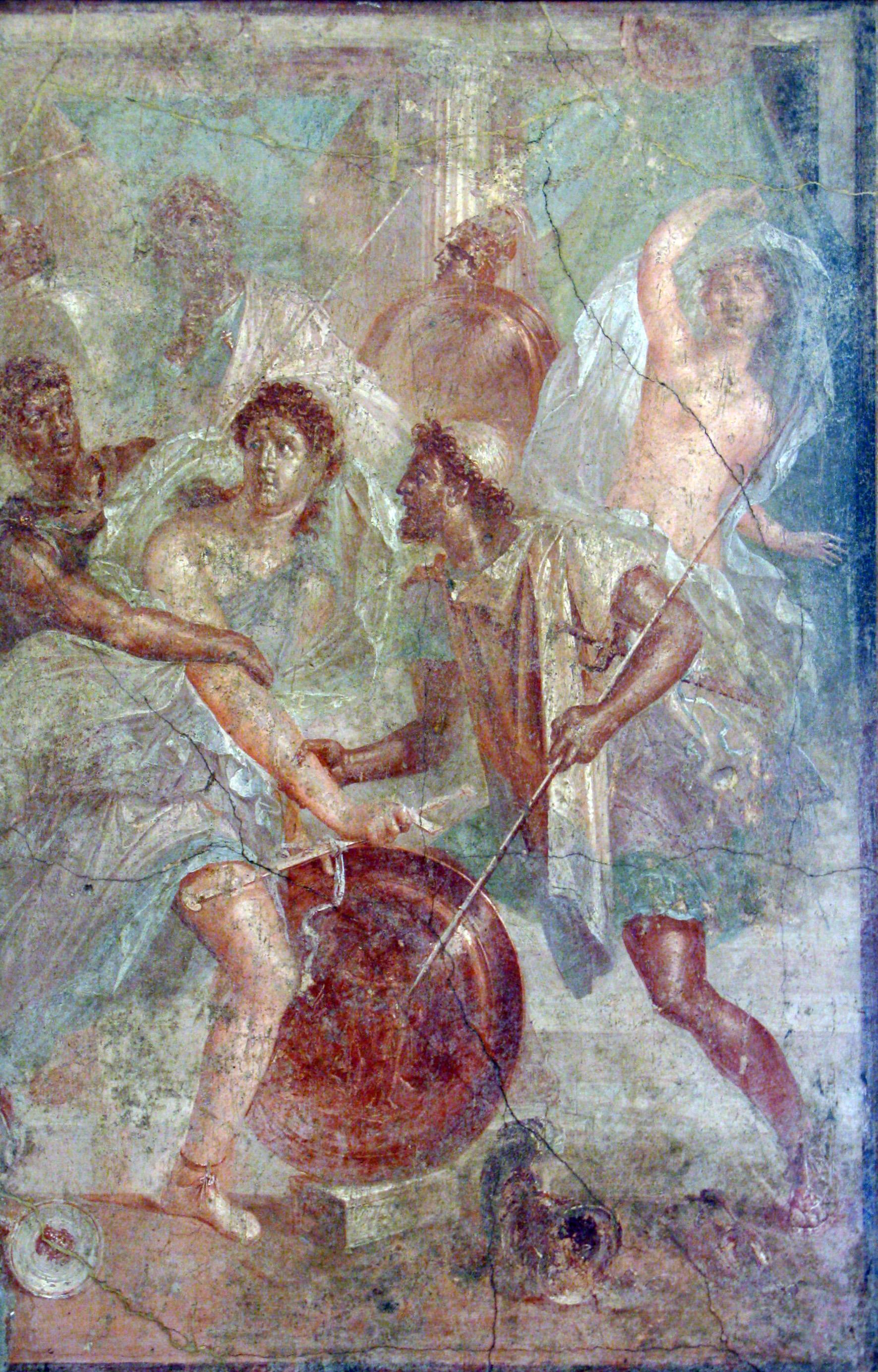 Achilles on Skyros  Wikipedia