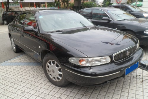 small resolution of buick new century china