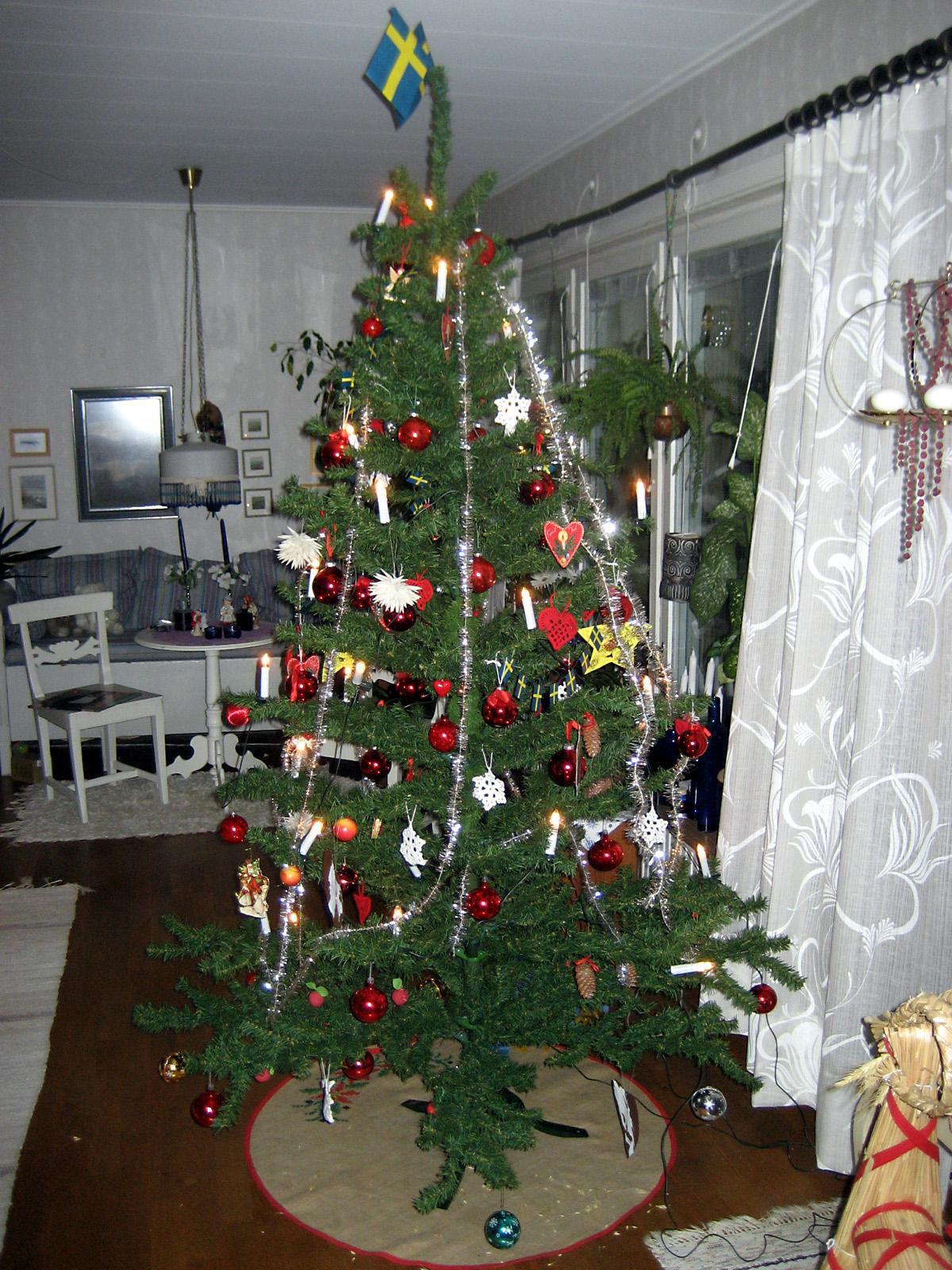 Jul I Sverige Wikipedia