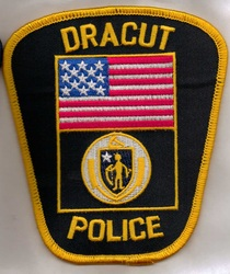 English: A picture of the patch of the Dracut,...