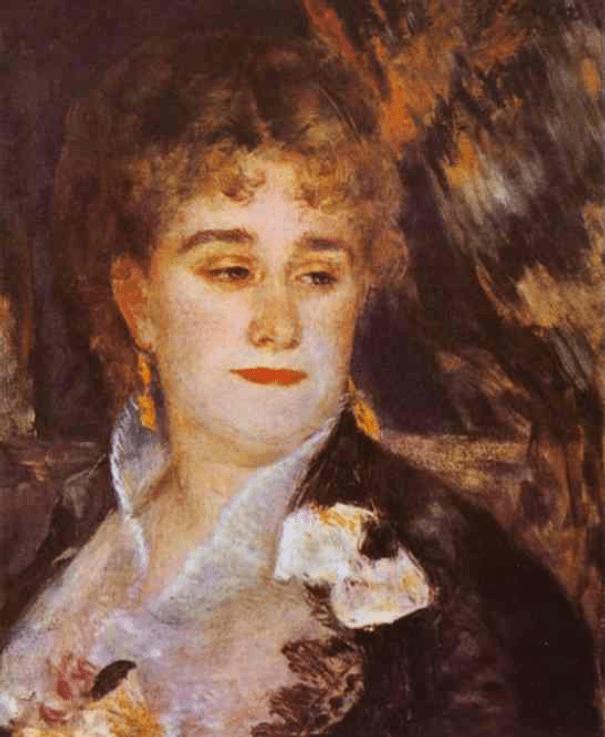 Ritratto di Madame Charpentier  Wikipedia