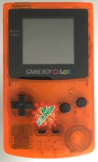 List of Game Boy colors and styles | Wiki | Everipedia