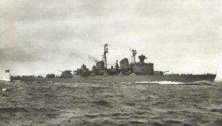 HMS Göta lejon - tidig bild