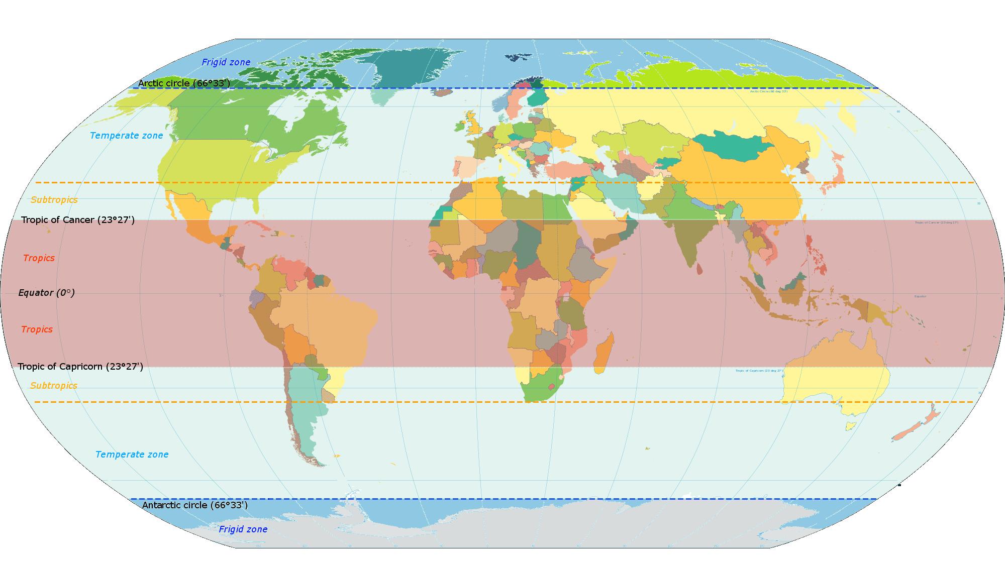 File Latitude Zones