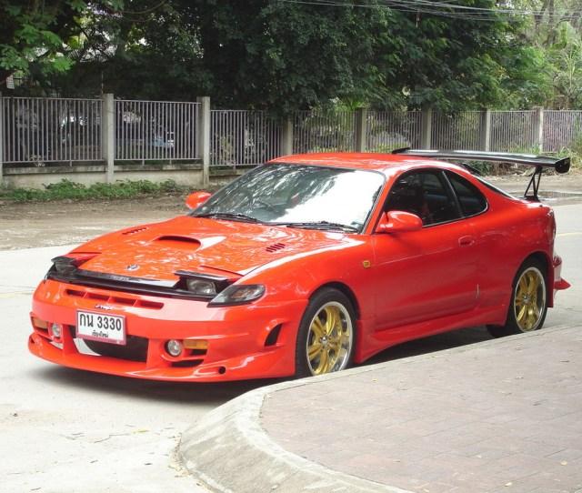 Filered Toyota Celica Jpg