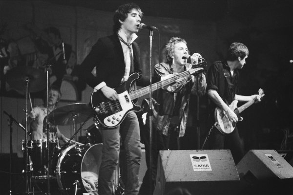 Sex Pistols - Wikiwand