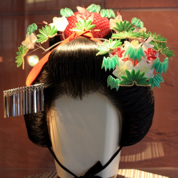 Japanese Geisha Hair Accessories