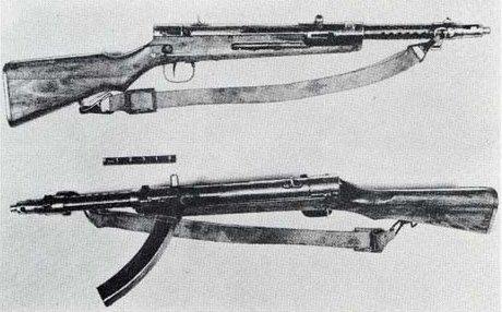 Type 100 submachine gun Wikipedia