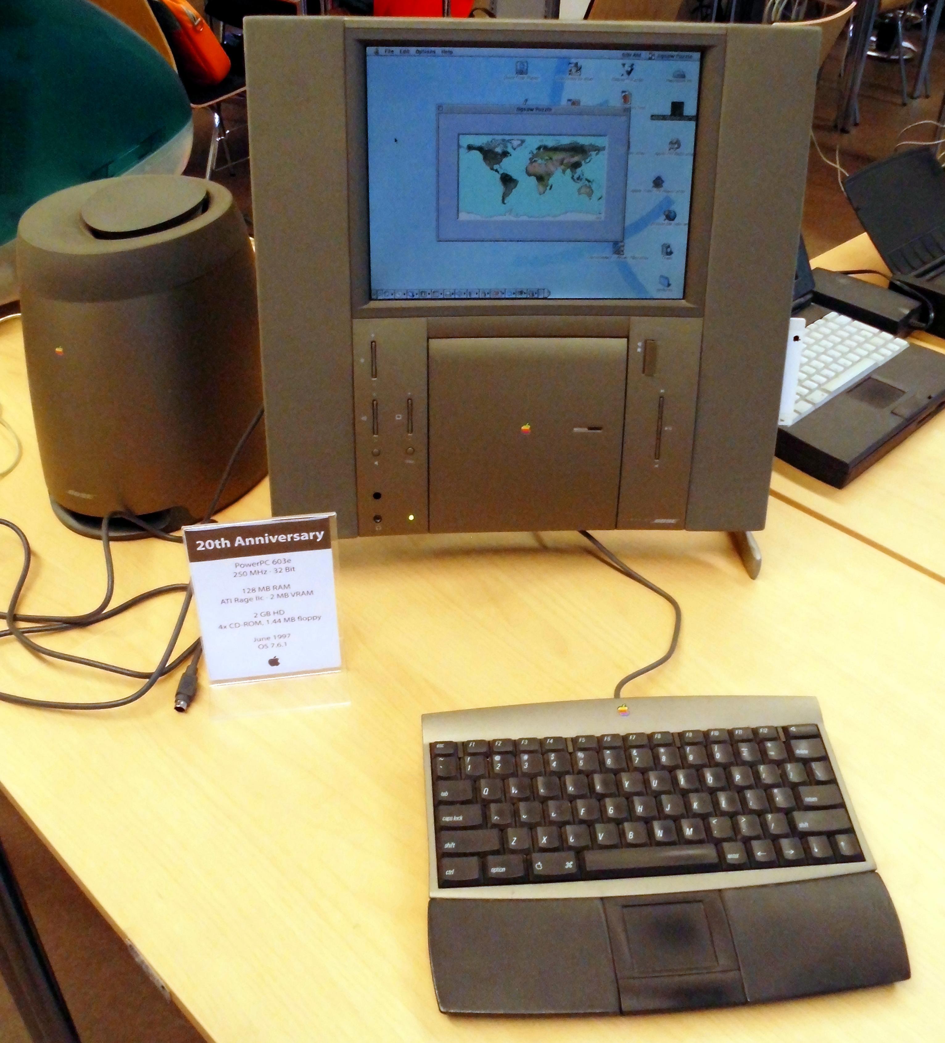 twentieth anniversary macintosh wikipedia
