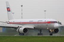 Tupolev Air Koryo Tu-204