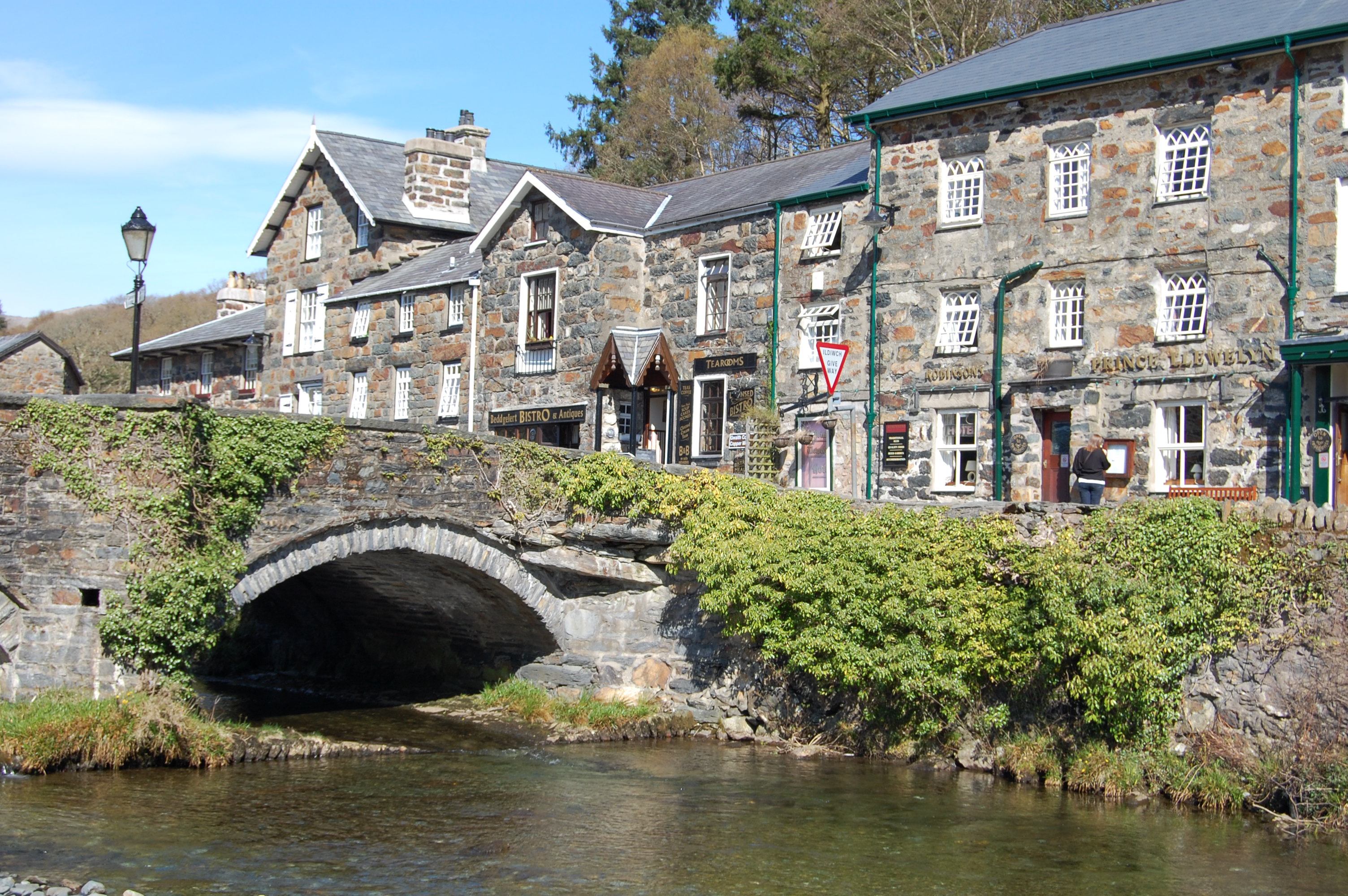 Free Cute Wallpaper Pictures File Beddgelert Bridge Over The Afon Colwyn Geograph