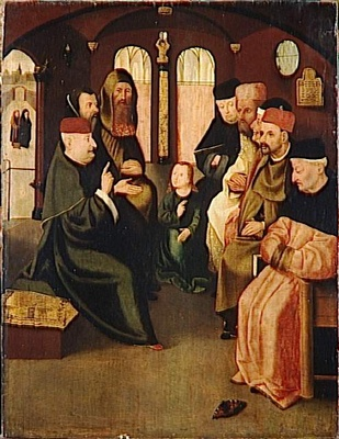 File:Bosch follower Christ's dispute with the doctors in the temple (Louvre).jpg