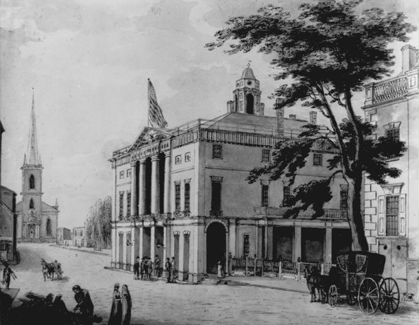 Federal Hall 1798