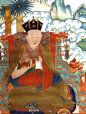 Deshin Shekpa, le Ve Karmapa - Wikicommons