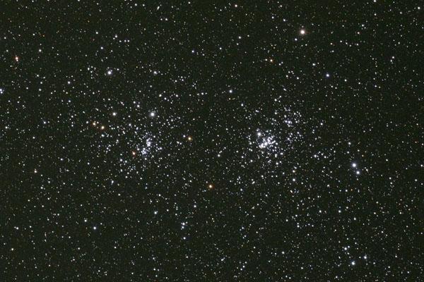Chi Persei (NGC 884)
