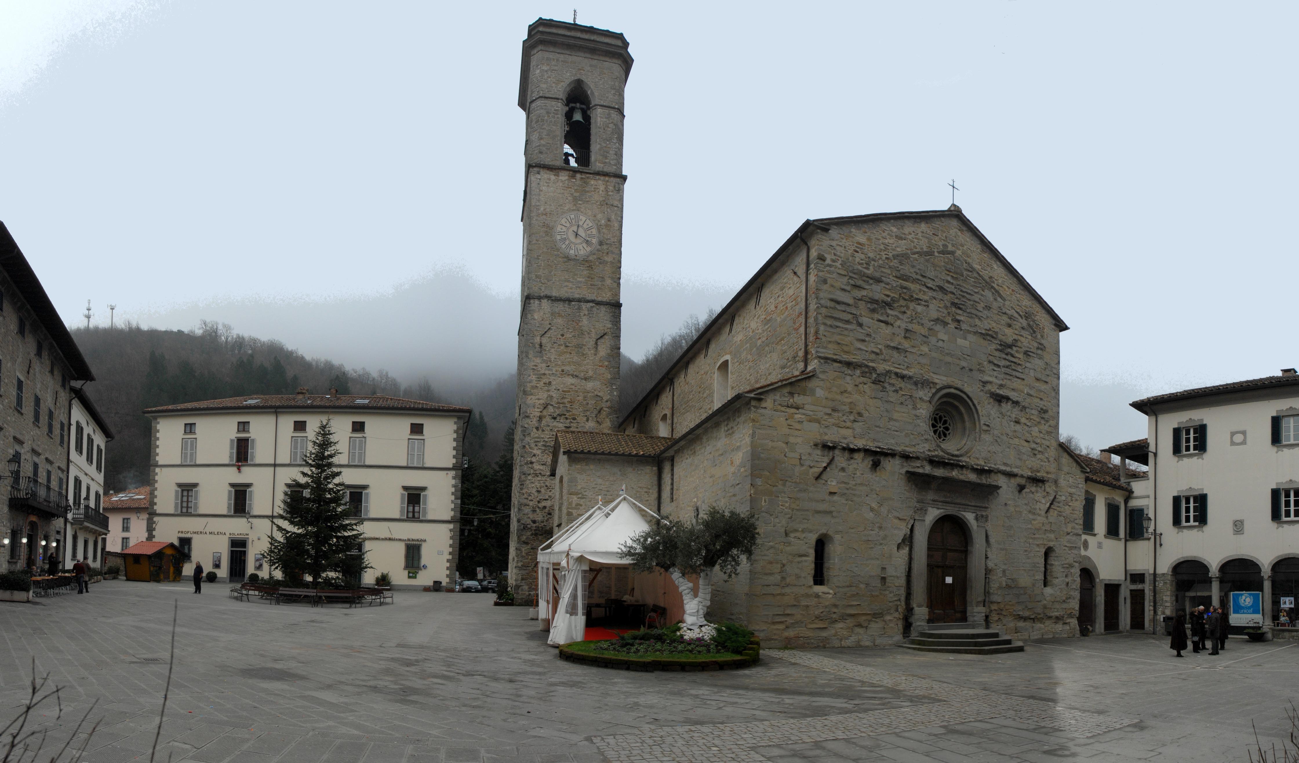 FilePiazza Ricasoli e Santa Maria Assunta Bagno di Romagnajpg  Wikimedia Commons