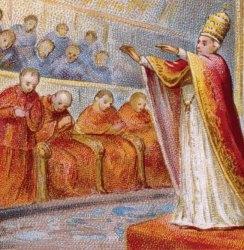 Papal supremacy Wikipedia