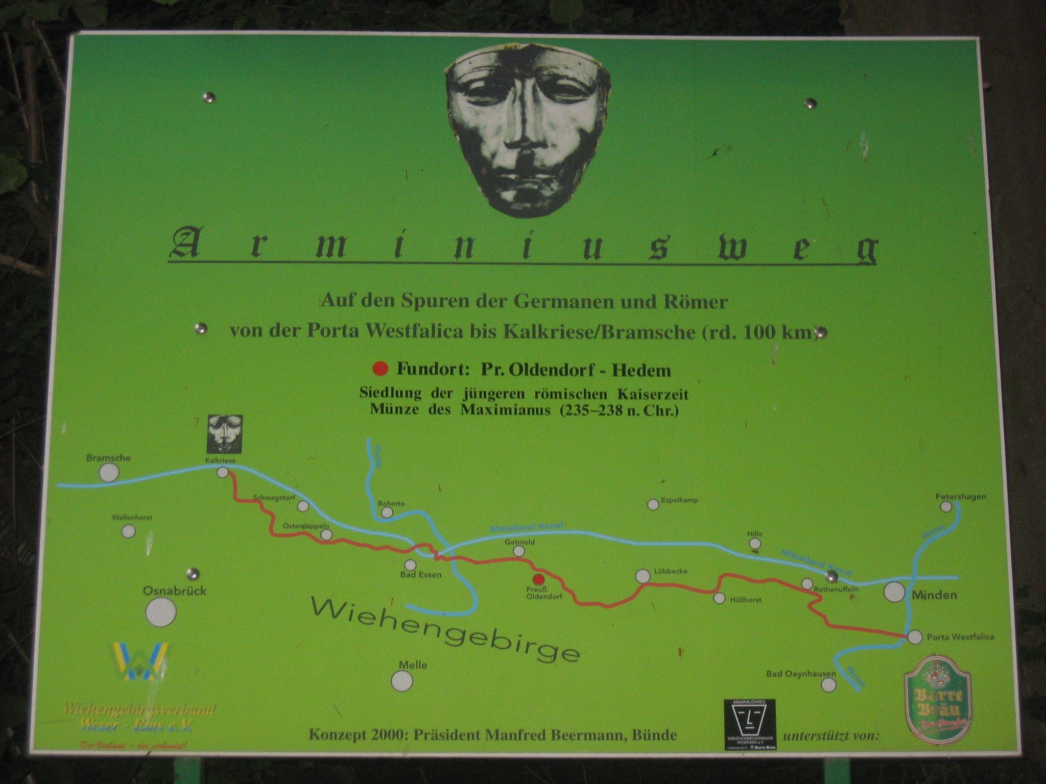 Arminiusweg