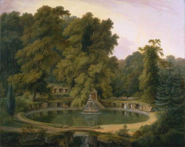 File Thomas Daniell - Temple Fountain And Cave In