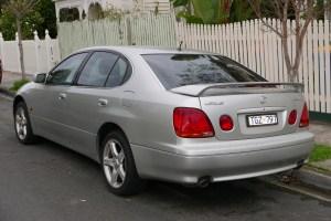 File:2002 Lexus GS 300 (JZS160R MY02) sedan (20150724