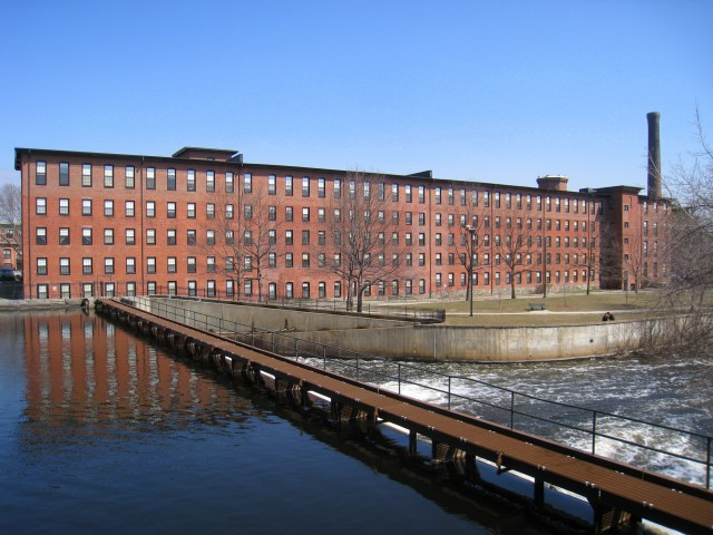 Boston Manufacturing Company Mill Complex, Waltham, Massachusetts