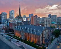 St Michaels Cathedral In Toronto Landmarks