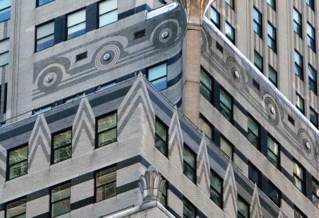 Chrysler Speedster am Chrysler Building