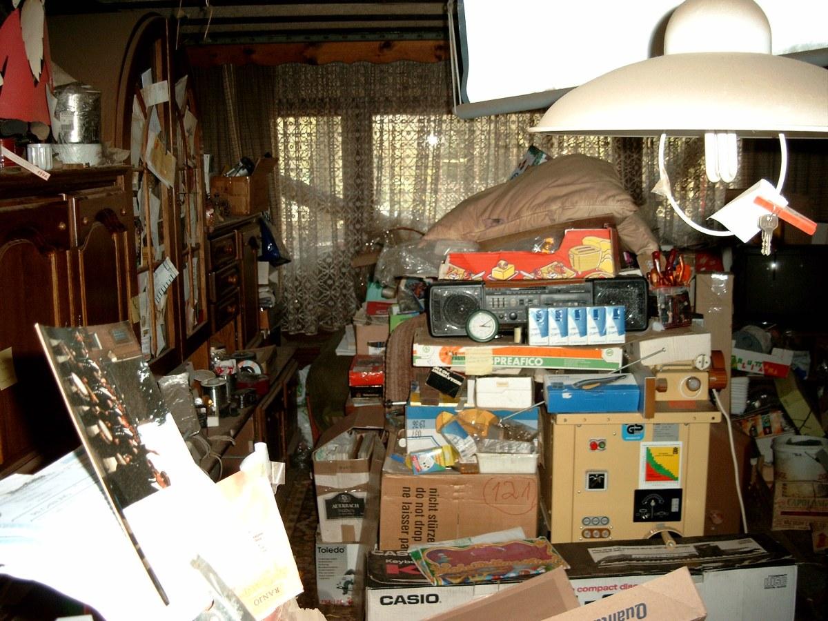 hoarding: big bang theory