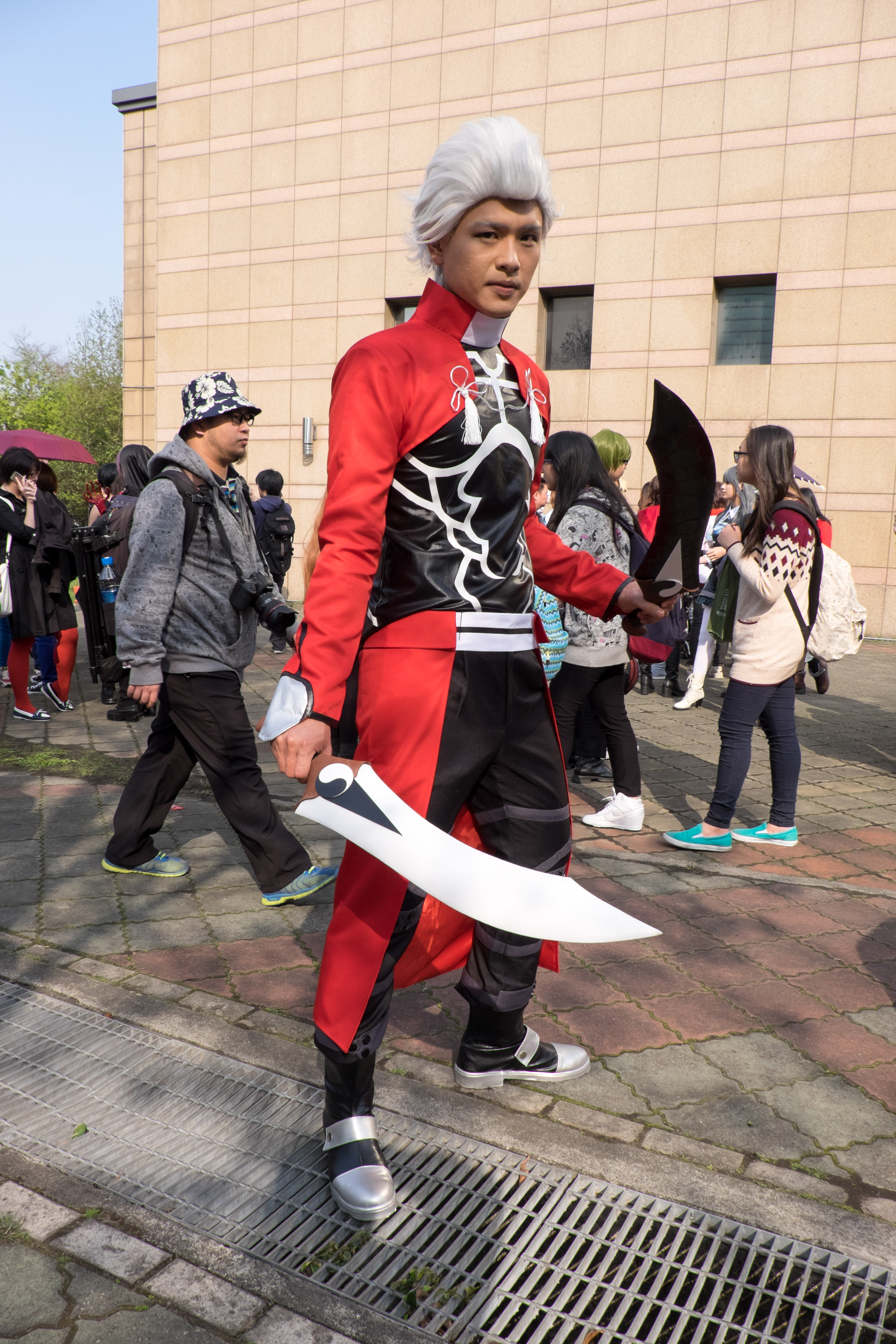 File:Cosplayer of Archer, Fate stay night in CWT39