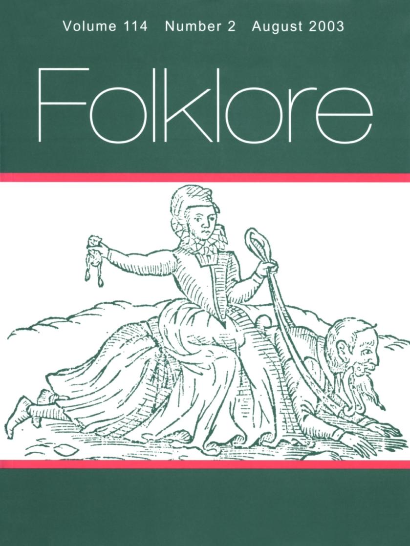 folklore studies wikipedia