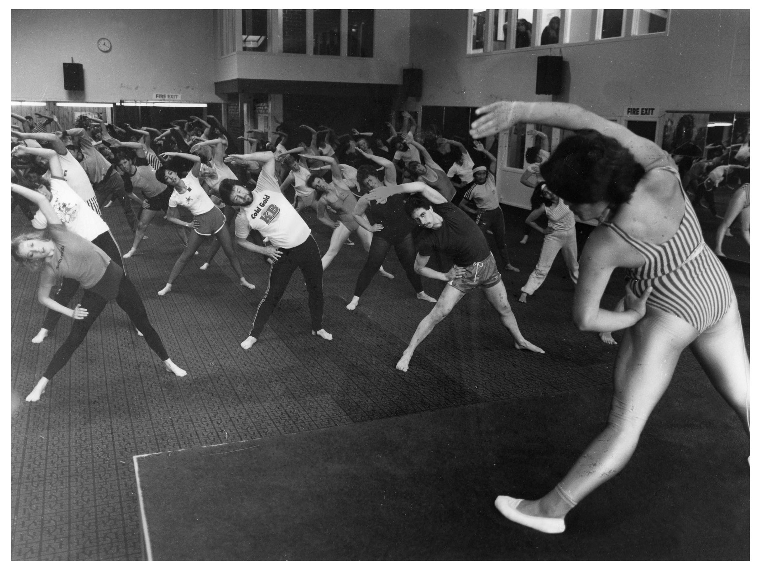 File Jazzercise Class
