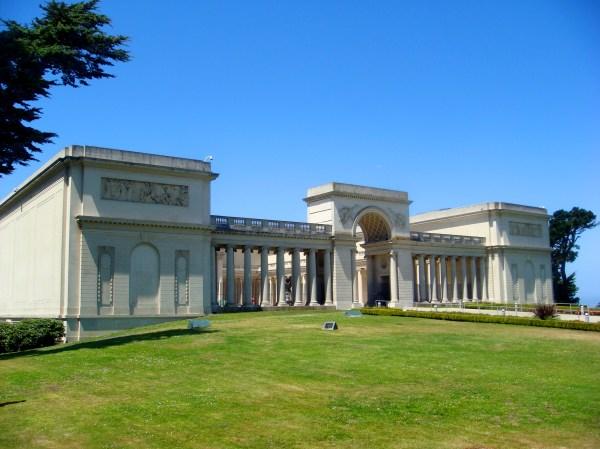 Legion of Honor Museum San Francisco