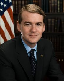 English: Official photo of Senator Michael Ben...